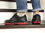 Мужские зимние кроссовки Colambia (черные), фото 5