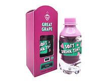 Тинт для губ Etude House Soft Drink Tint PP501 Great Grape 4,6гр (EH0121)