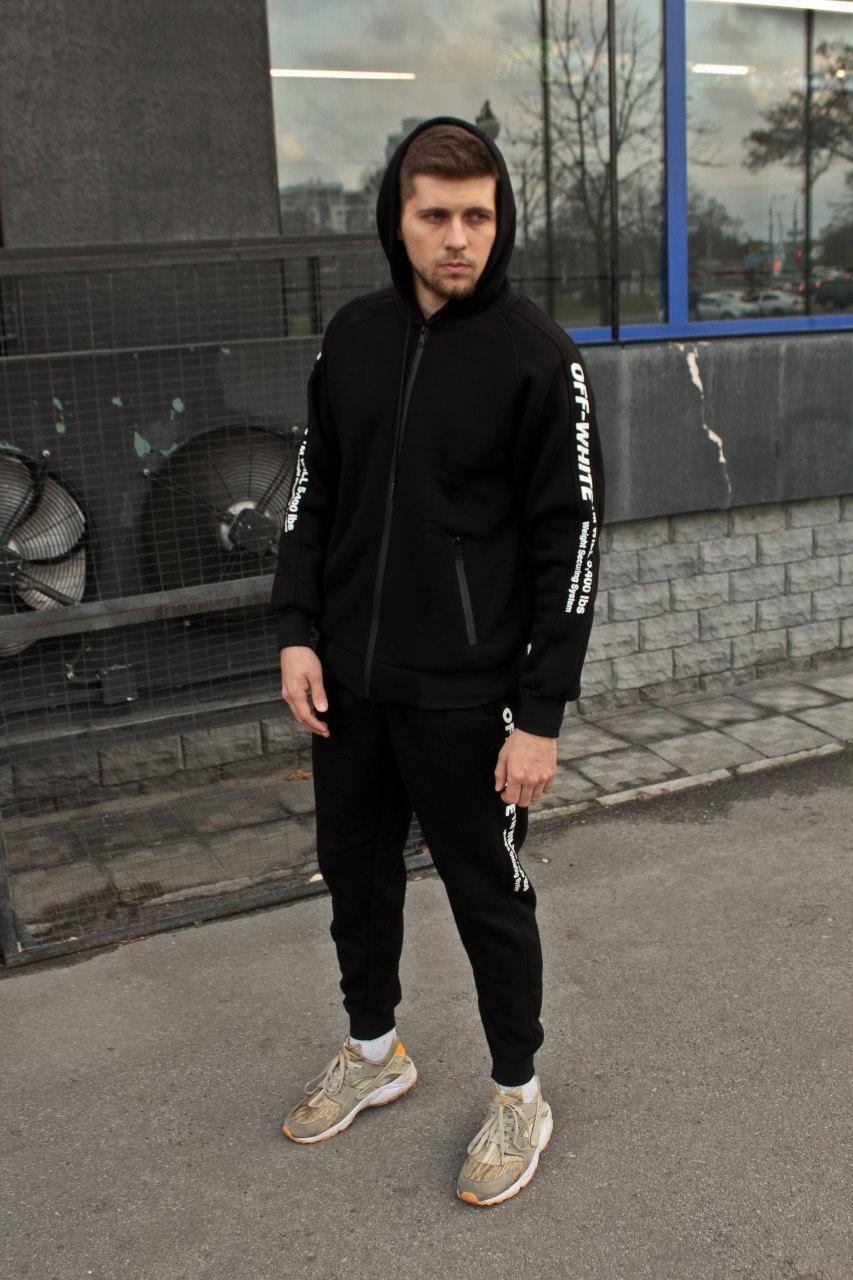 😜 Спортивный костюм - Утепленный костюм ОВ лампас