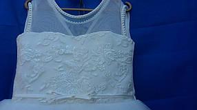 Платье нарядное для девочки р. 8-9 лет опт евро сетка, фото 2
