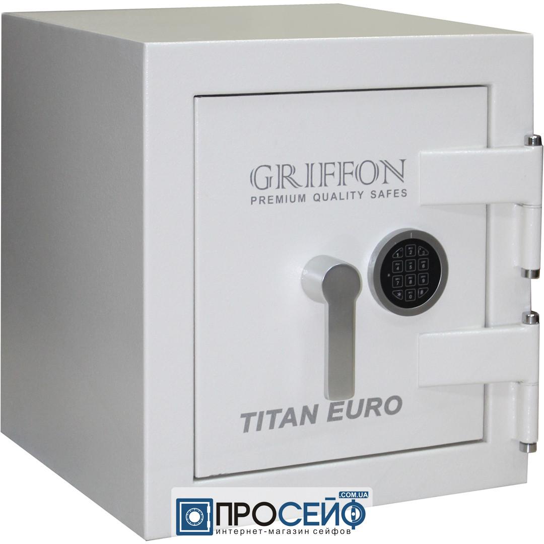 Огневзломостойкий сейф GRIFFON CLE II.50.E CREAM