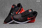 Мужские кроссовки Nike Air Max Flair 270 (черно-красные), фото 5