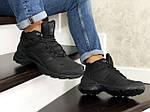 Мужские кроссовки Adidas Climaproof (черные) ЗИМА, фото 3
