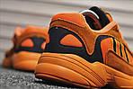 Мужские кроссовки Adidas Yung (оранжевые), фото 2