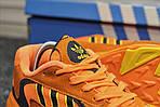 Мужские кроссовки Adidas Yung (оранжевые), фото 3