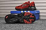 Мужские кроссовки Adidas Yung (красные), фото 4
