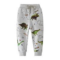 Штаны для мальчика T-rex Dino