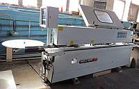 HolzHer Sprint 1310-1 кромкооблицовочный станок б/у 2004г. с двойной системой нанесения клея