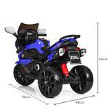 Мотоцикл M 3986EL-4, фото 4
