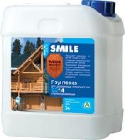 Грунтовка акриловая для деревянных поверхностей «SMILE®WOOD PROTECT®» SG-14