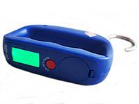 Весы Кантер QZ-606, 50кг (1г)  Синий