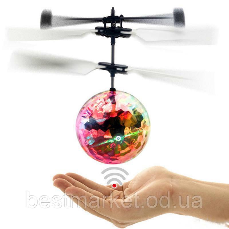 Игрушка Летающий Шар Мяч Sensor Ball