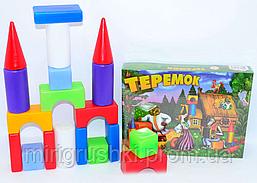 """Теремок в коробке мал. 08081 (07291) """"M-TOYS"""""""