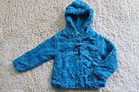 Меховое пальтишко ( подкладка мех- травка ) 4- 10 лет