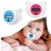 Цифровой термометр в виде соски (пустышка) Baby Temp для детей