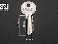 Заготовки ключей FAVOUR 1.8 мм, фото 1