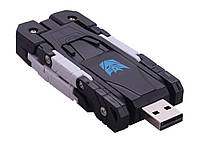 Флешка трансформер десептикон в виде пантеры USB 2.0 64 ГБ