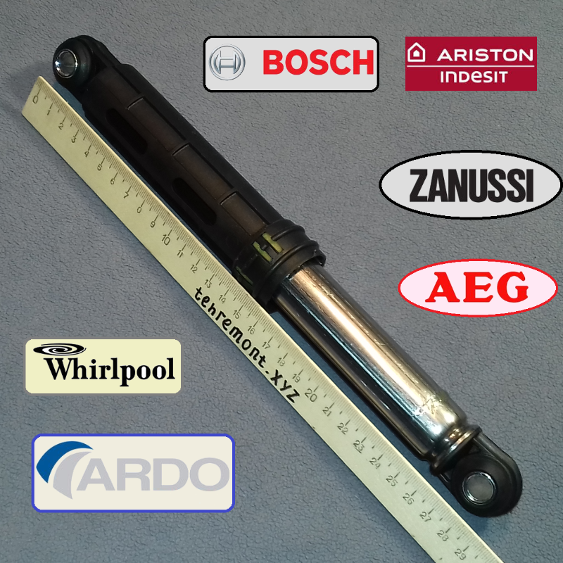 Амортизатор Philco (120N: L=185mm) для Индезит, Ariston, Занусси