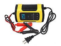 Авто зарядное устройство для аккумулятора 12V 5-6A  Foxsur