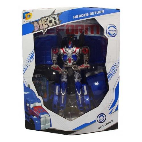 """Трансформер робот """"Deformation Mech"""" D622-E272"""