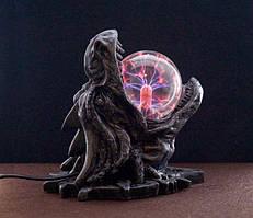 """9050023 Плазменный Шар - светильник """"Голова дракона"""" Plasma Light электрический №5"""