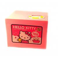 """Интерактивная копилка """"Hello Kitty"""" на батарейках 12х9х10 см 32087"""