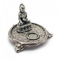 """Подставка под благовония """"Будда"""" 6х9х9 см Непал 25885K"""