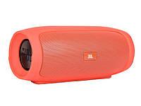 Портативна колонка JBL CHARGE 4 power bank, speakerphone, радіо  Червоний