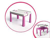 Стол детский+комплект для игры (Розовый) 04580/3