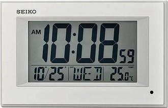 Настольные часы Seiko  QHL077W