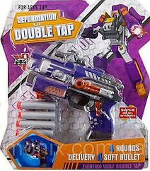Детский игрушечный Бластер трансформер (HW-502B)