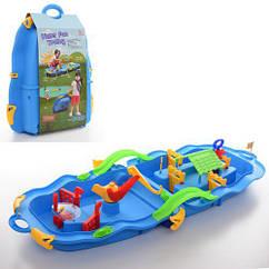 Детский игрушечный набор WATER GAME TROLLE Водный мир (60-509)