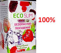 Eco Slim - шипучие таблетки для похудения (Эко Слим) ( Оригинал )