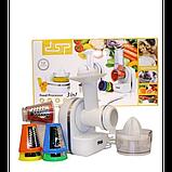 Кухонный комбайн 3в1 DSP KJ3001, 150ВТ, фото 2