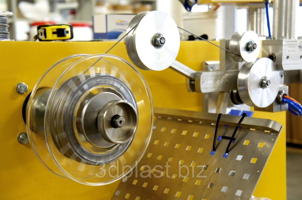 Производство пластика для 3D-принтеров
