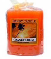 9060118 Свеча ароматическая Orange