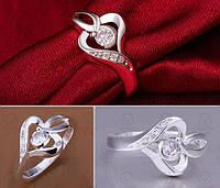 Кольцо Sterling Silver Romantic 1