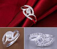 Кольцо Sterling Silver Romantic 2