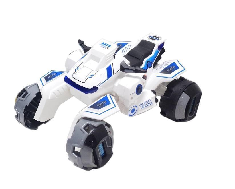 Трансформер на р/у HD3733(White) Белый