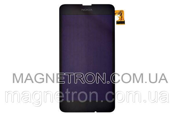Дисплей #4852040 для мобильного телефона Nokia Lumia Dual Sim 630, фото 2