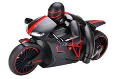 Мотоцикл р/у 1:12 Crazon 333-MT01 (красный) CZ-333-MT01Br