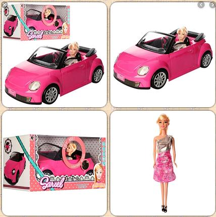 Кукла с машиной 6633, фото 2