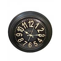 Часы настенные d-39 см h-5 см 32027