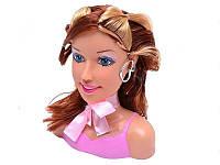 Кукла DEFA 8056, голова для причесок 17 см, аксессуары