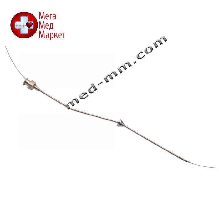 Игла для пункции заднего свода влагалища  диаметром 1,2 мм