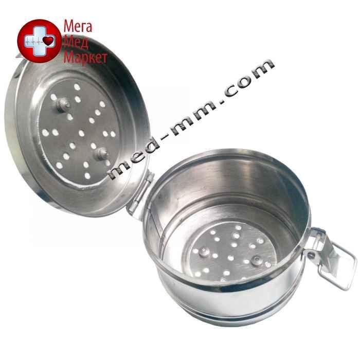 Коробка стерилизационная с фильтром № 1