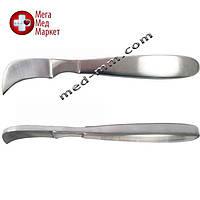 Нож медицинский для гипса Длина 18 см