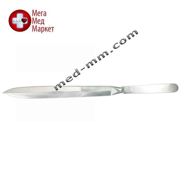 Нож ампутационный средний Длина 22 см
