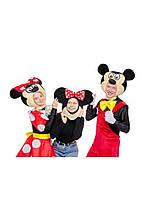 Реквизит для аниматоров Маска для фотосессий «Микки и Минни Маус»