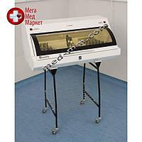 УФ камера для хранения стерильного инструмента ПАНМЕД-1Б (со стеклянной сектор-крышкой 970мм)